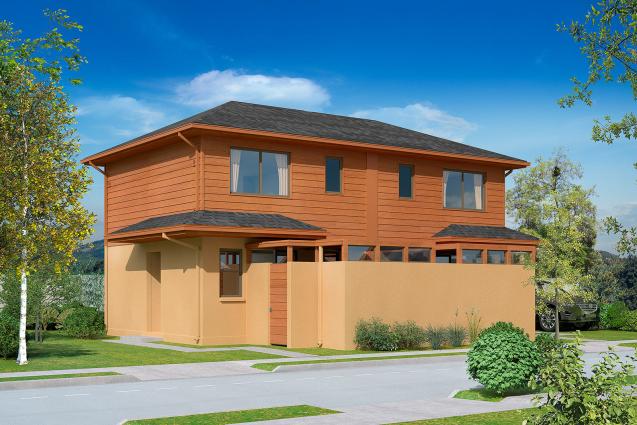 Proyecto Alto Costanera VII de Inmobiliaria PY