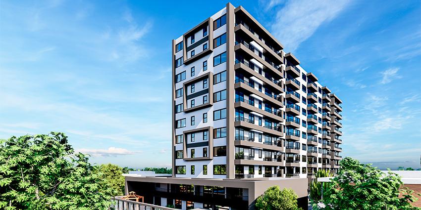 Proyecto Arrau de Inmobiliaria Urbani