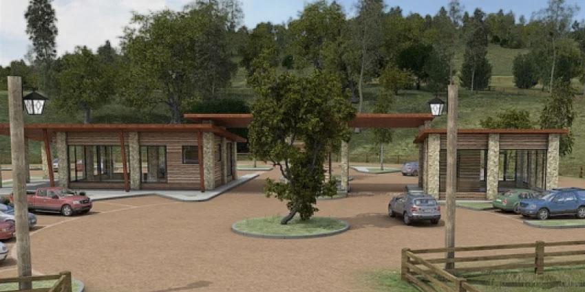 Proyecto Bosques de la Laguna de Inmobiliaria Gestión El Álamo-1