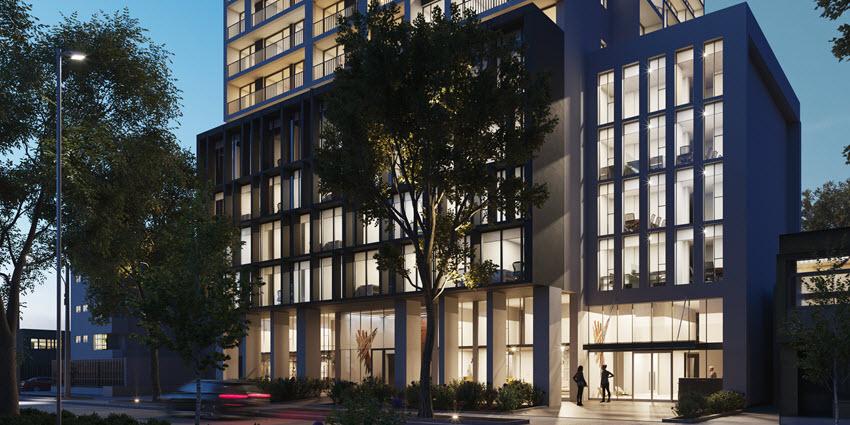 Proyecto Edificio Smart Tower de Inmobiliaria Gespania