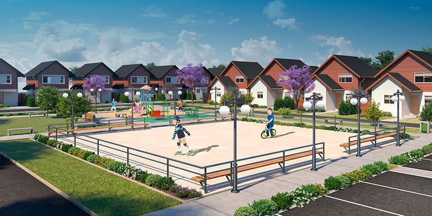 Proyecto Alto Pinares de Inmobiliaria MNK-1
