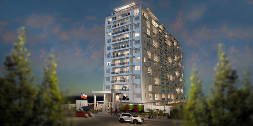 Proyecto Edificio Nuevo 18 de Inmobiliaria Vellatrix