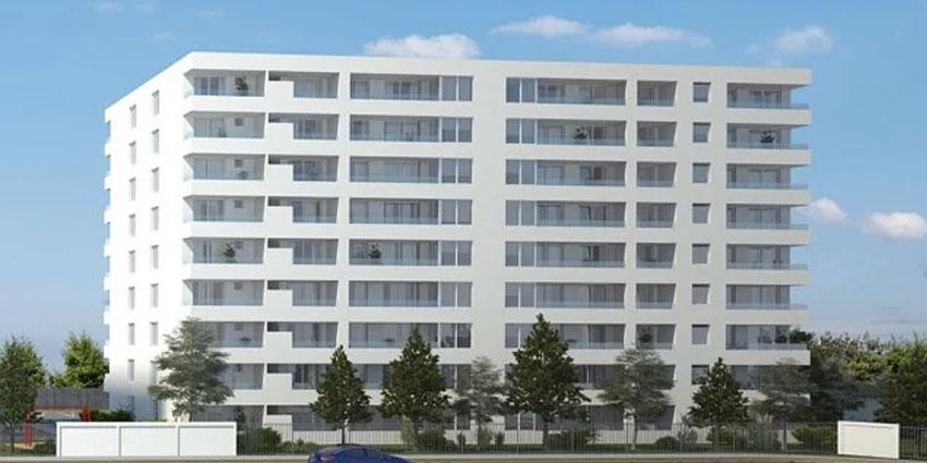 Proyecto Condominio Altamira de Inmobiliaria Pocuro