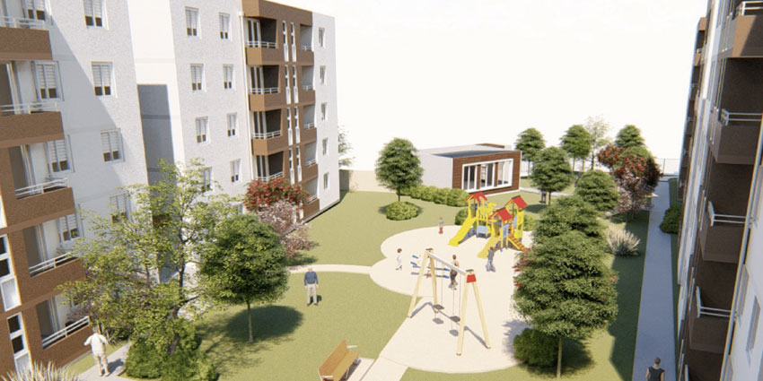Proyecto Condominio Alto Durand III de Inmobiliaria Inespa Inmobiliaria