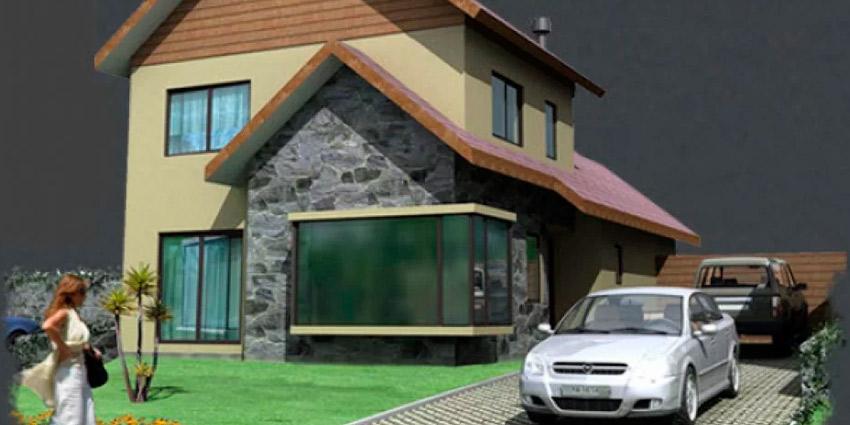 Proyecto Condominio Cumbres de Inmobiliaria Miró