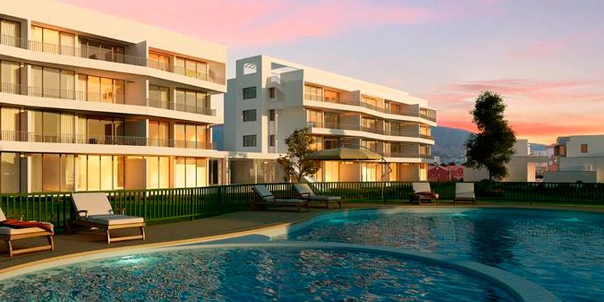 Proyecto Condominio Dunas de Puyai - Departamentos de Inmobiliaria Comosa-1