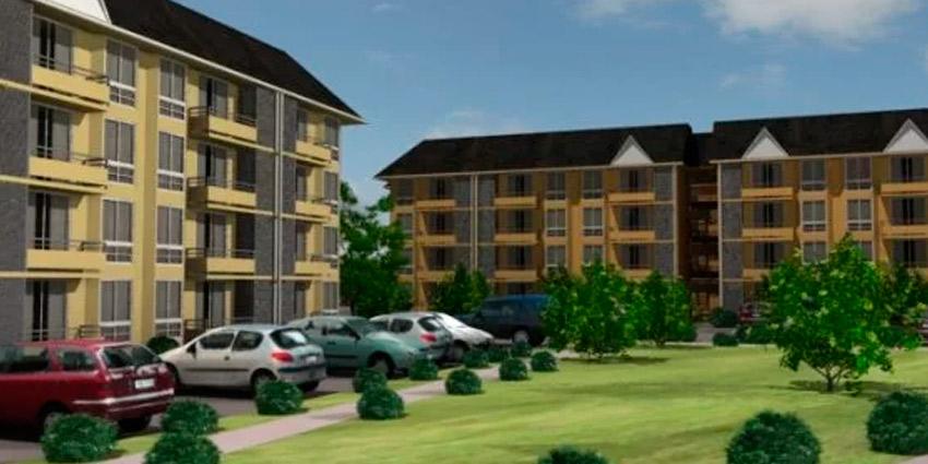 Proyecto Condominio Manco Capac de Inmobiliaria Santa Beatriz