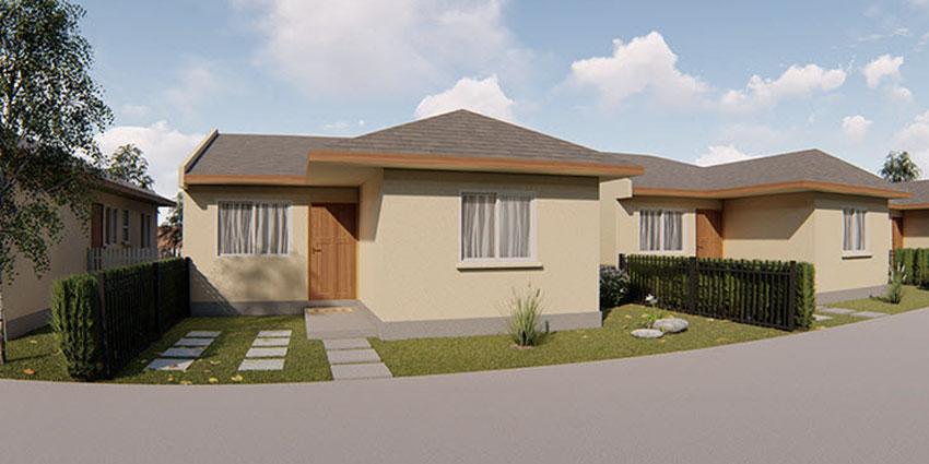 Proyecto Conjunto Residencial Doña Elizabeth de Inmobiliaria JC Valdebenito Inmobiliaria