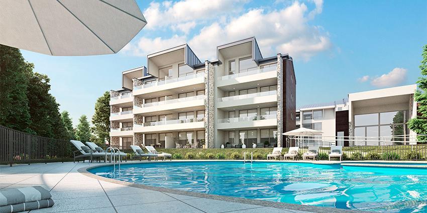 Proyecto Costa Pucón II de Inmobiliaria Socovesa