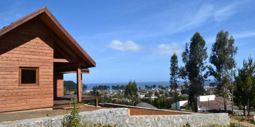 Proyecto Cumbres de Pingueral de Inmobiliaria Millauquen Constructora