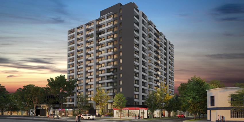 Proyecto Edificio Neocentro de Inmobiliaria Neourbe