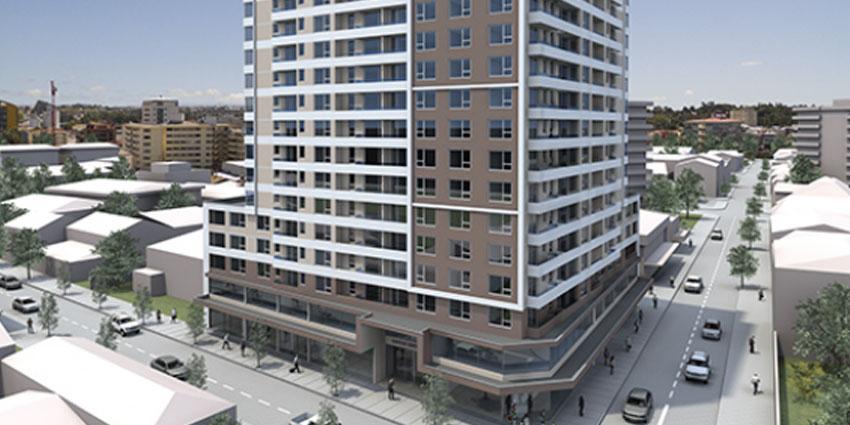 Proyecto Edificio Centro Osorno de Inmobiliaria Providencia