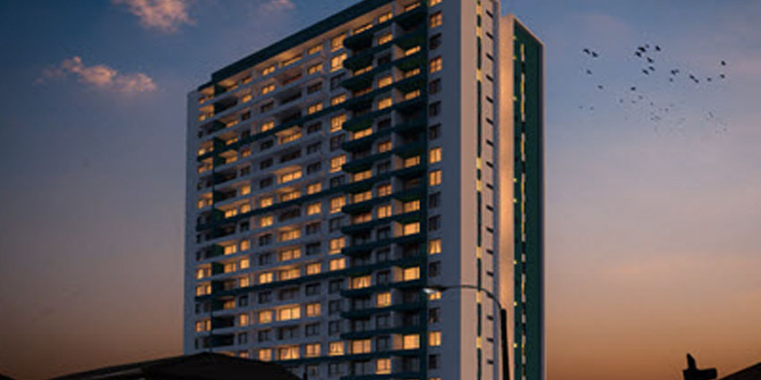 Proyecto Edificio Futuro Heras 1025 de Inmobiliaria Grupo Futuro