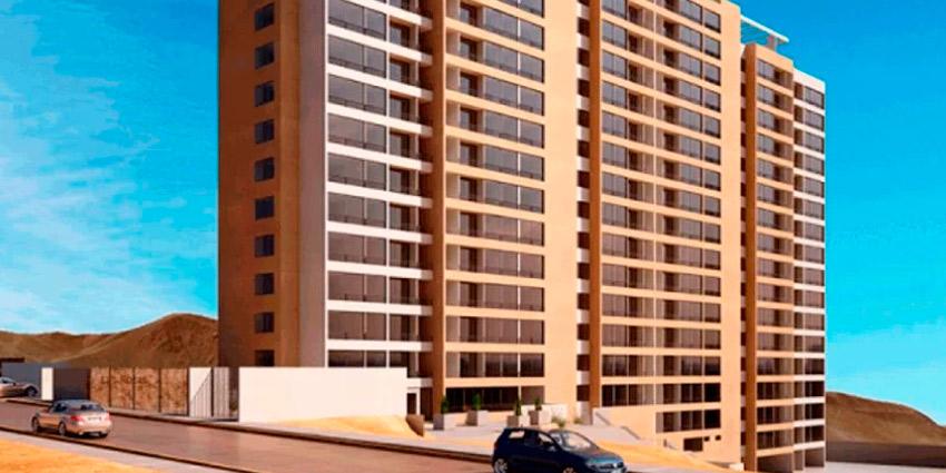 Proyecto Edificio Las Rocas de Inmobiliaria SandS Inmobiliaria