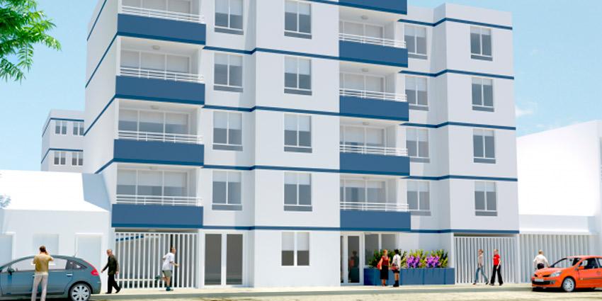 Proyecto Edificio Libertador de Inmobiliaria CRC Inmobiliaria