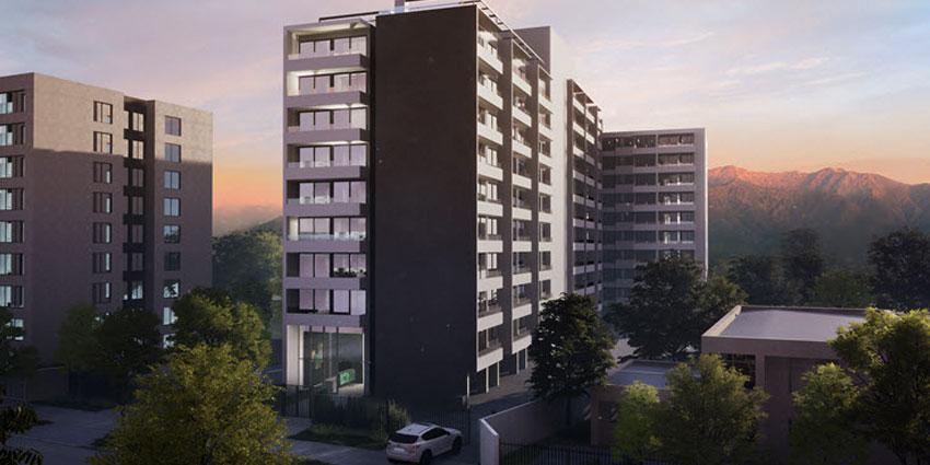 Proyecto Edificio Neoflorida 2 de Inmobiliaria Neourbe-1