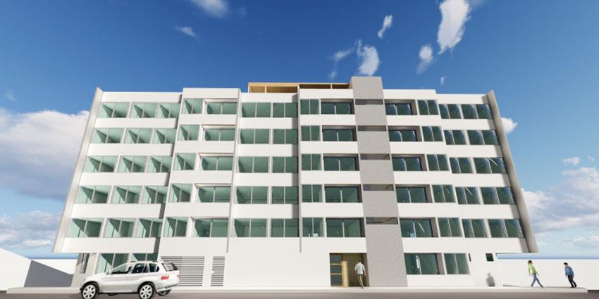 Proyecto Edificio Toconce II de Inmobiliaria Seremac