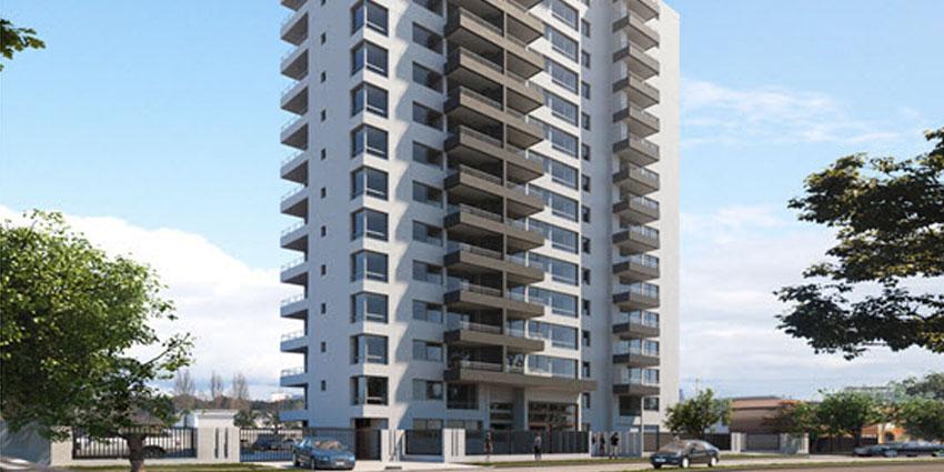 Proyecto Edificio Uno Norte de Inmobiliaria RVC