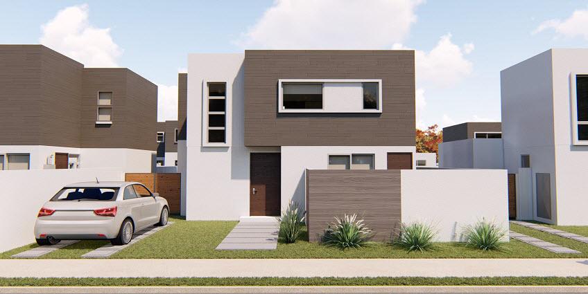 Proyecto Bosque Oriente IV de Inmobiliaria Ecomac