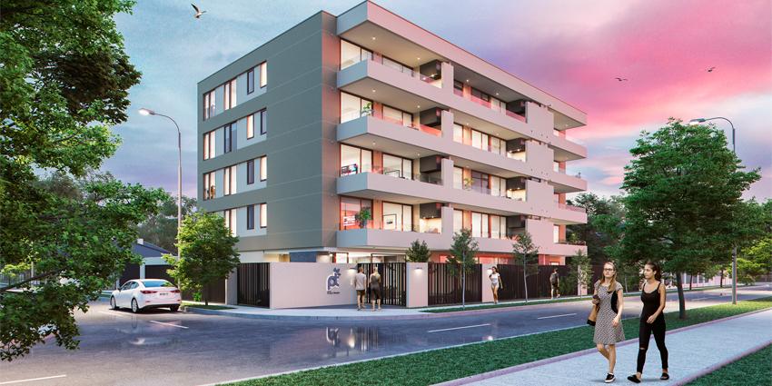 Proyecto Edificio Plaza Triana de Inmobiliaria Alcorp