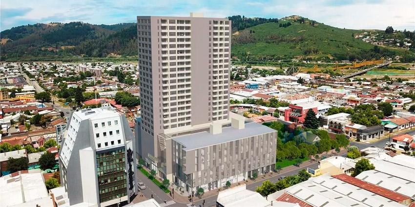 Proyecto Vanguardia Center - Vanguardia Center Departamentos de Inmobiliaria Inmobiliaria Nuevo Centro Ltda-1