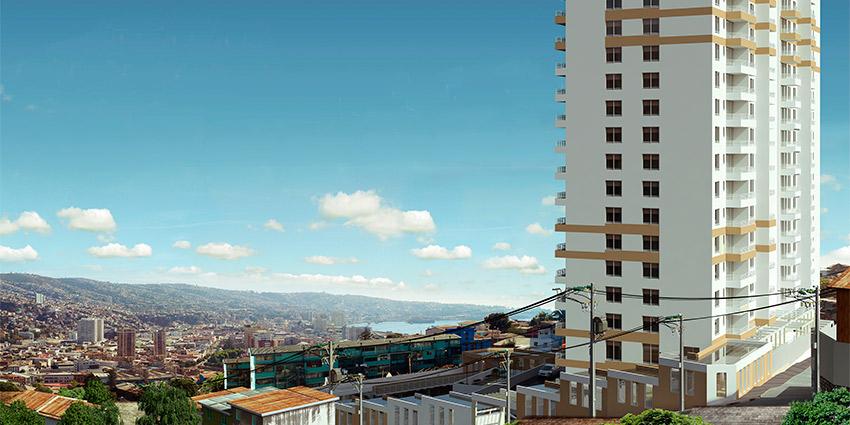 Proyecto Alto Paraíso de Inmobiliaria Icafal-1