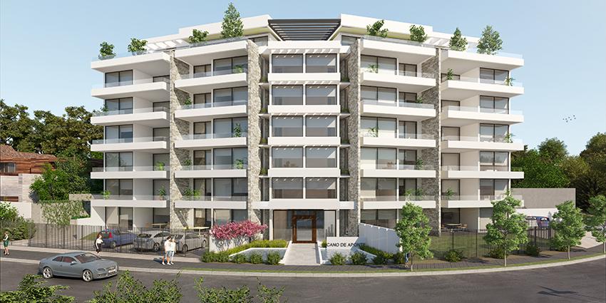 Proyecto Edificio Cano de Aponte de Inmobiliaria Origen