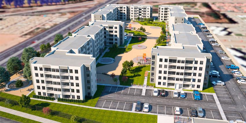Proyecto Condominio Brisas de Maitenes de Inmobiliaria Noval