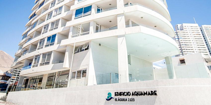 Proyecto Aquamare de Inmobiliaria Miramar