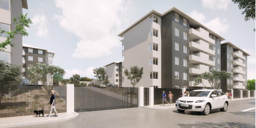 Proyecto Cumbres de Curauma de Inmobiliaria Galilea