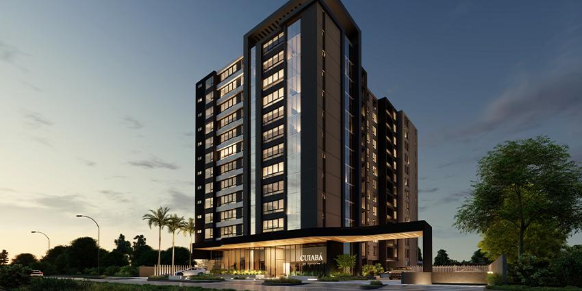 Proyecto Cuiabá Elegance de Inmobiliaria Plaenge