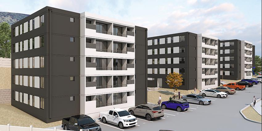 Proyecto Pascual Baburizza II - Etapa II de Inmobiliaria La Cruz Inmobiliaria