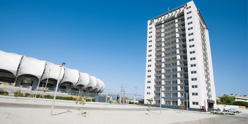Proyecto Condominio Alto Miramar de Inmobiliaria Desco