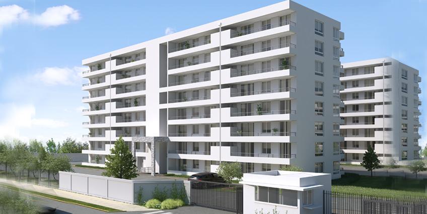 Proyecto Condominio Terrados de Kennedy de Inmobiliaria Pocuro
