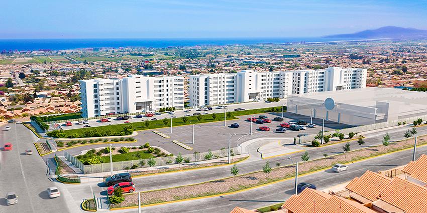 Proyecto Condominio Vista de Inmobiliaria Nova