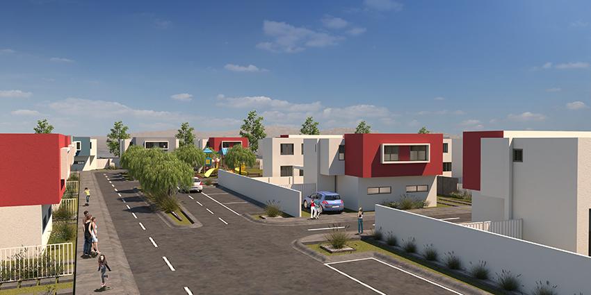 Proyecto Travesía del Desierto - Etapa II de Inmobiliaria Nueva Urbe-1