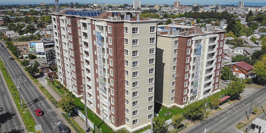 Proyecto Condominio Vista Marconi de Inmobiliaria Marconi