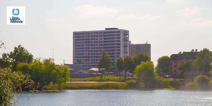 Proyecto Edificio Parque Laguna de Inmobiliaria iModelo