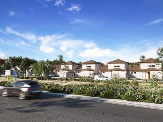 Proyecto Condominio Los Avellanos de Inmobiliaria PY-1