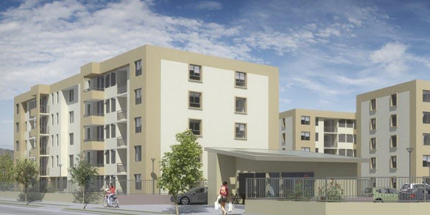 Proyecto Edificio Del Valle de Inmobiliaria PY