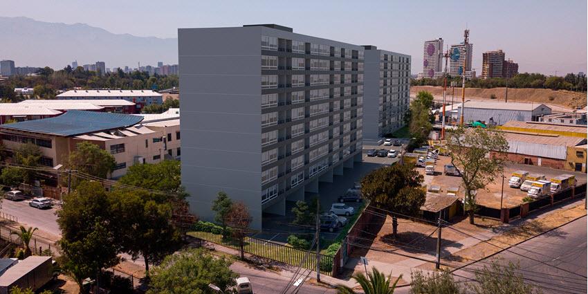 Proyecto Vista Costanera de Inmobiliaria Maestra