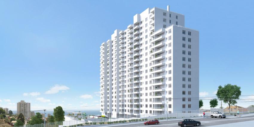 Proyecto Marparaíso VI de Inmobiliaria Icafal
