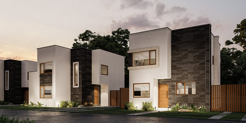 Proyecto Condominio Mediterráneo de Inmobiliaria Baluart