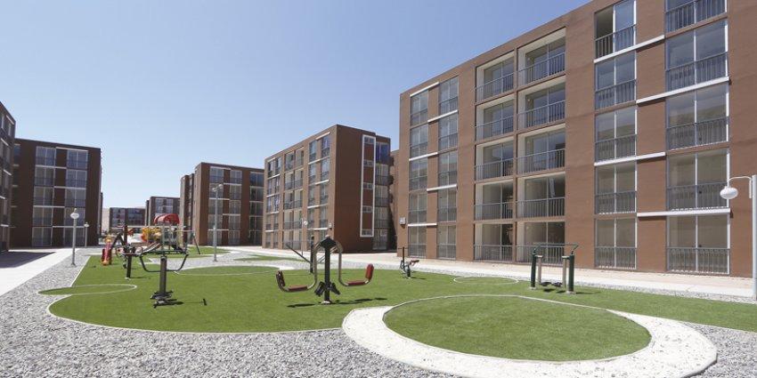 Proyecto Montesol Tres de Inmobiliaria Loga-1