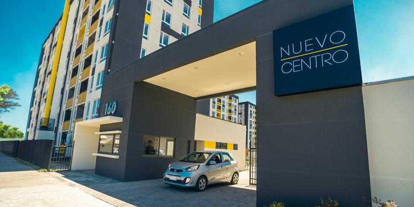 Proyecto Nuevo Centro de Inmobiliaria MNK-1