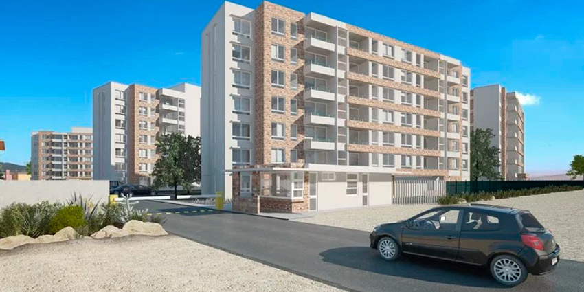 Proyecto Novo Azapa - Etapa III de Inmobiliaria Ecasa