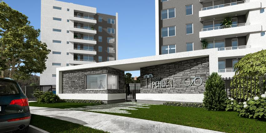 Proyecto Condominio Parque Pehuén de Inmobiliaria Iterra Inmobiliaria-1