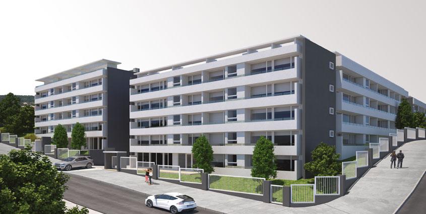 Proyecto Alto Las Monjas de Inmobiliaria Domus