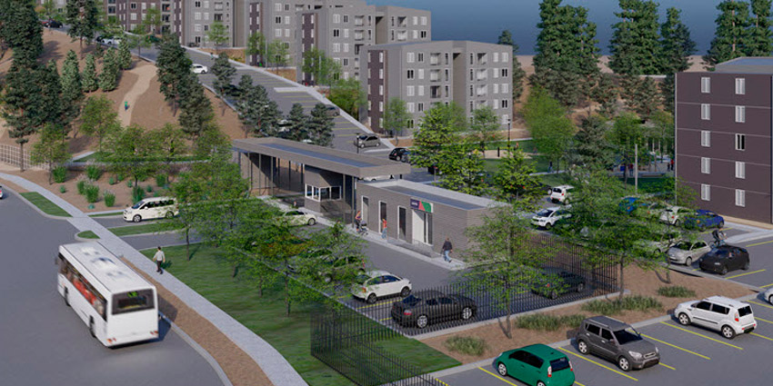 Proyecto Puertas de Penco de Inmobiliaria Comosa