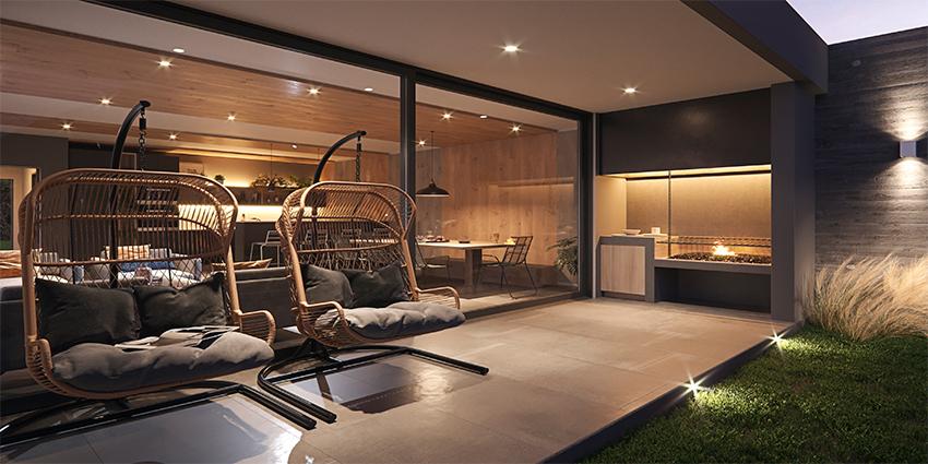 Proyecto Edificio Espacio Huertos de Inmobiliaria Aitue